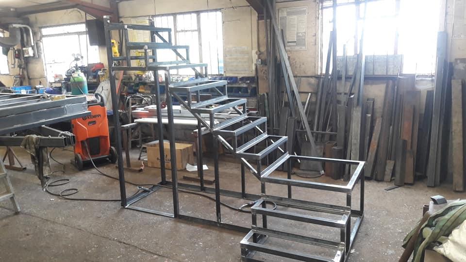 Steel Fabrication + Supplies - Wesbroom Engineering